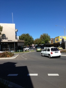 Downtown Warrnambool