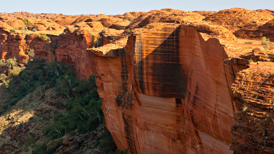 A story of a journey in the ayers rock near alice springs australia