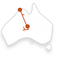 Tour Map Image from http://www.adventuretours.com.au/