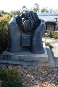 Animal Hospital statue